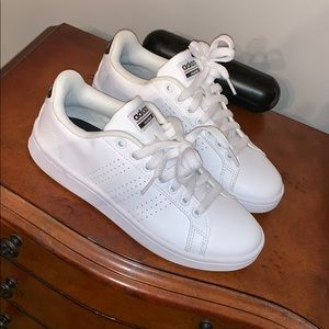 Nike Shoes - NEVER WORN adidas neo all white